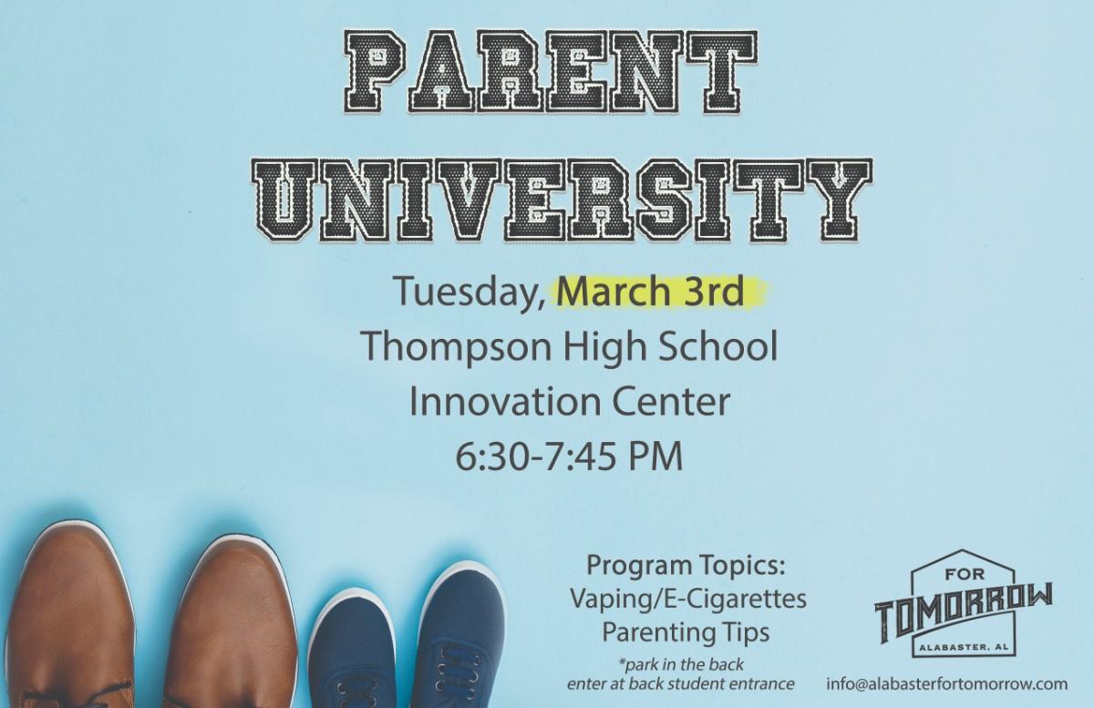 EVENT: Parent University
