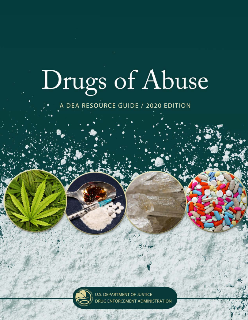 Drugs of Abuse Resource Guide