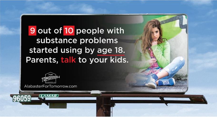 Prevention Billboards