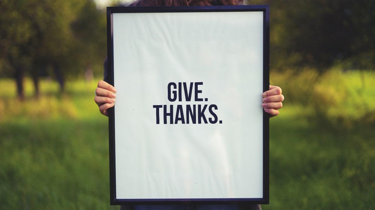 A Thankful November