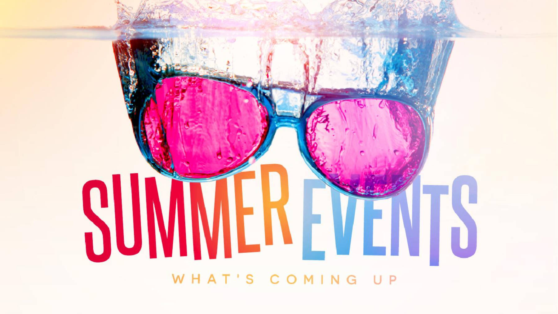 Summer Events 2021